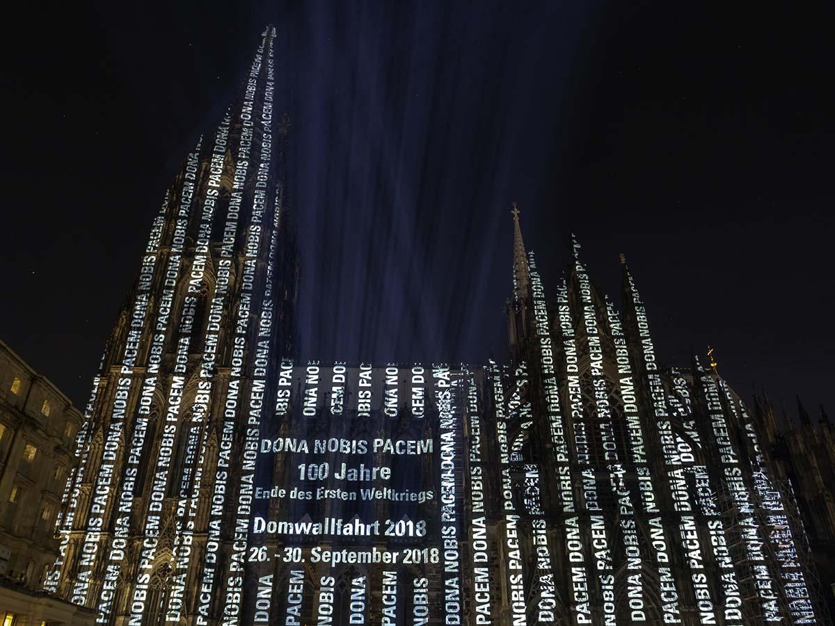 Dom Illumination Köln