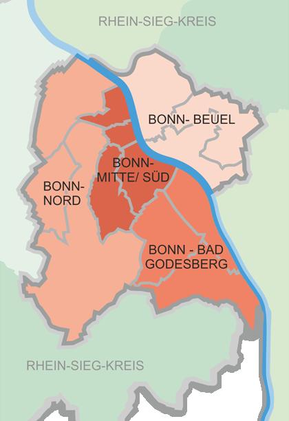 Stadtdekanat Bonn   Katholische Kirche   Erzbistum Köln
