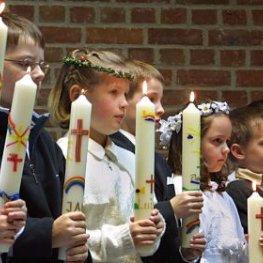 Taufe Und Erstkommunion Erzbistum Köln