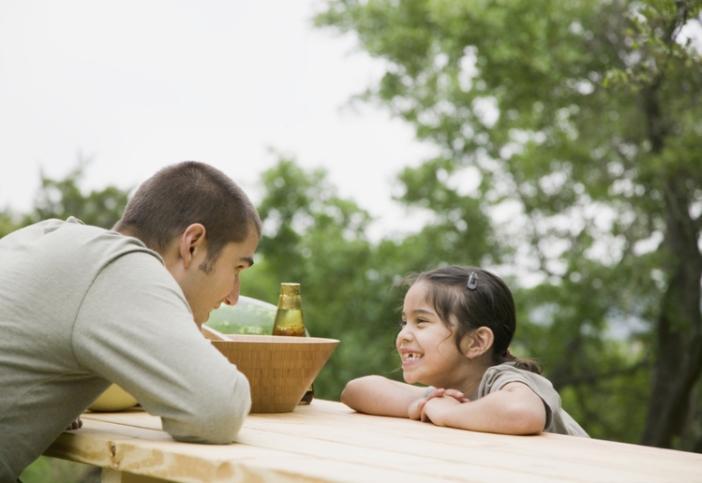 Alleinerziehender Vater und Dating