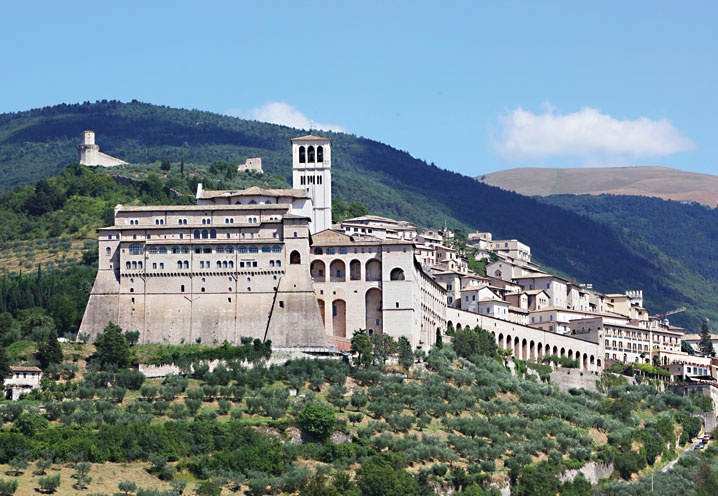 Assisi (c) Robert Boecker